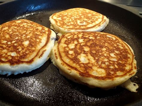 Handmade Pancakes - pancakes from scratch