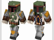 Boba fett skin | Minecraft Skin | Minecraft Hub Servers For Minecraft Pe 2016