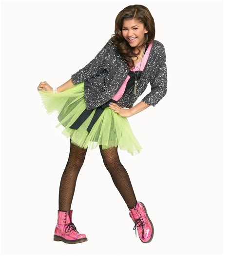 Fashion Feature by Zendaya Fashion Feature Gallery Disney Channel