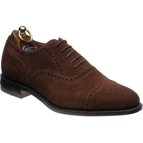 herring shoes herring classic reading semi brogue in