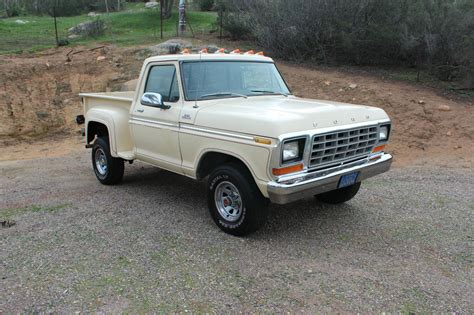 1979 Ford F150 4x4 For Sale by 1979 Ford F150 4x4 Shortbed 4wd For Sale In Ramona