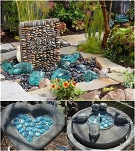 Backyard Fairy Garden Ideas 5 Diy Garden Decorating Ideas On A Budget Home Decor