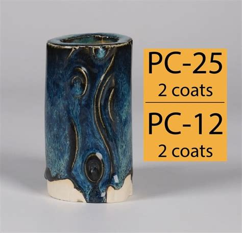 215 Best Glaze Amaco Combinations Images On Pinterest