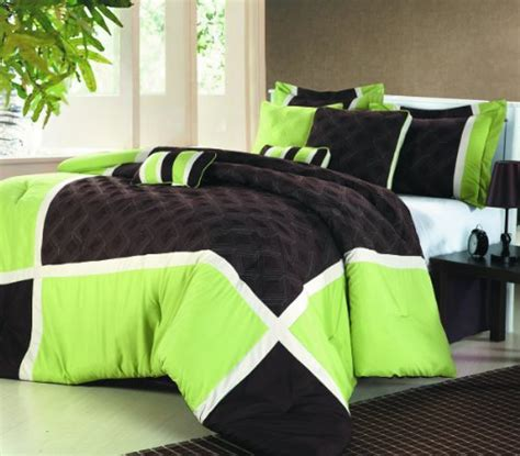 black and green bedding lime green and black bedding sweetest slumber