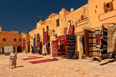 Best National Parks by Ghardaia M Zab Valley Algeria Ghardaia Algeria