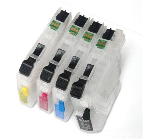 Tinta Broter Lc 583 Black Colour Original dubaria empty refillable cartridge for j 3520 3720 printers compatible with lc