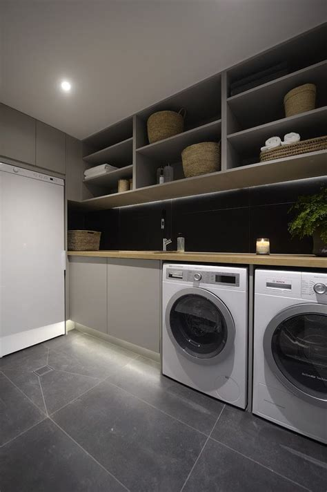 top  laundry ideas  designs white laundry rooms