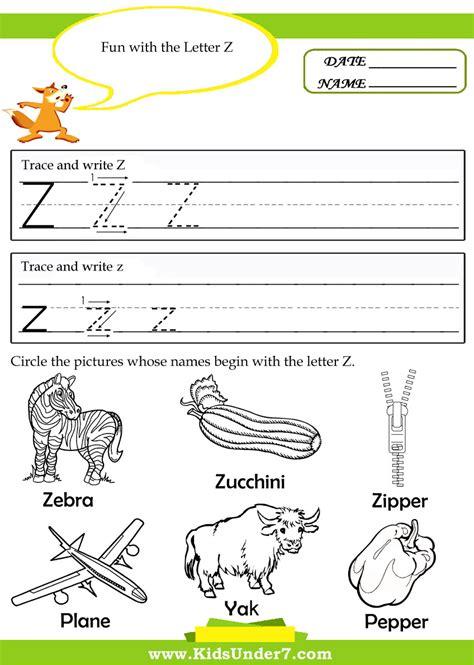 printable worksheets letter z kindergarten worksheets letter z letter z worksheets