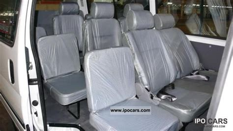 Toyota Hiace Seating Capacity 2011 Toyota Hiace Diesel Technology 15 Seats Climat 2012