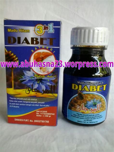 Madu Diabet 3 In 1 Berkhasiat Atasi Diabetes madu hitam diabet quot gema syifa herbal quot