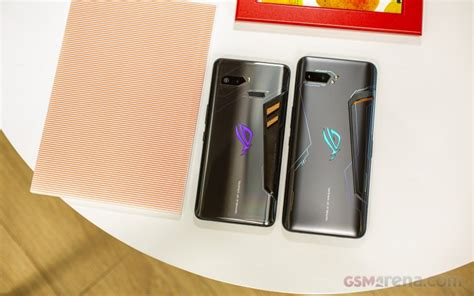 asus rog phone ii review design build quality controls