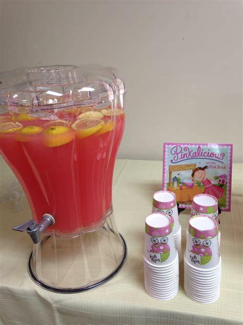Baby Shower Punches by Baby Shower Punch Recipes