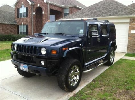 duramax hummer h2 for sale 2008 h2 duramax conversion for sale hummer forums