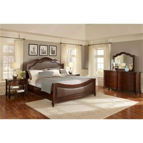 bedroom sets costco costco wellington 5 piece queen leather bedroom set