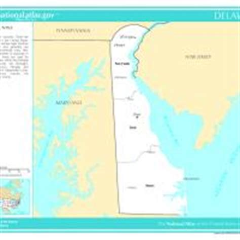 us map with selected cities us map delaware counties with selected cities and towns