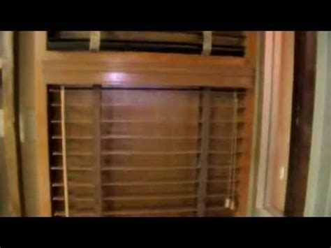 persianas de madera persianas de madera 2 1 2 quot tipo shutter 70 mas econ 243 micas youtube