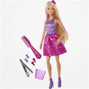 colour style barbie color and style 2015 barbie girl collectible