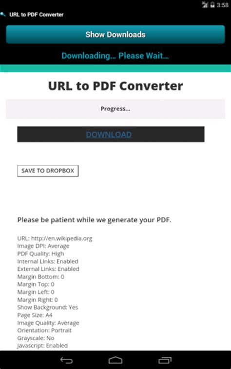 aptoide url url to pdf converter download apk for android aptoide