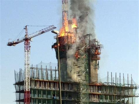 bbva agencias pueblo libre aparatoso incendio en la nueva sede que bbva construye en