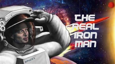 elon musk almlkb real iron man youtube