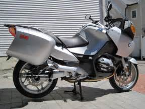 bmw rt 1200 sport touring motorcycle 2007