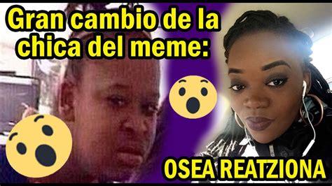 Unamused Black Girl Meme - gran cambio de la chica del meme quot osea reatziona
