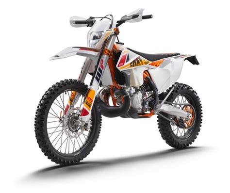 Ktm Six Days 300 Ktm 300 Exc Six Days 2017 Review With Specification
