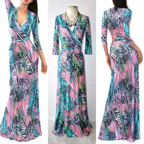 White Tropical Color S M L Top 44421 225 best sleeve maxi dresses images on curve maxi dresses maxi dresses and