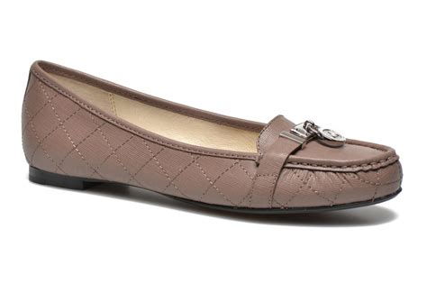 Michael Kors Moccasins Ecru Size 8 s loafers michael michael kors hamilton moc beige loafers chez 228979 leather