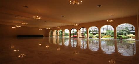 layout de un salon de eventos hotel real hacienda