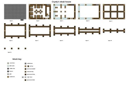 minecraft house floor plan minecraft village house google search minecraft
