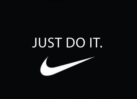 Kaos Putih Just Do It Nike 1 nike just do it semiotics check sign is a