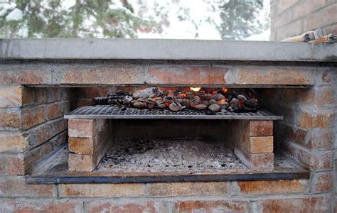 backyard brick smoker brick laminate picture brick grill and smoker