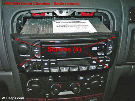 2004 Jeep Grand Radio Jeep Jeepnieci Pl