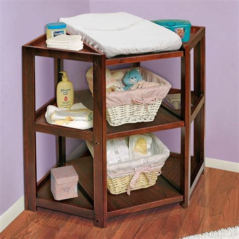 Changing Tables For Baby Corner Baby Changing Table