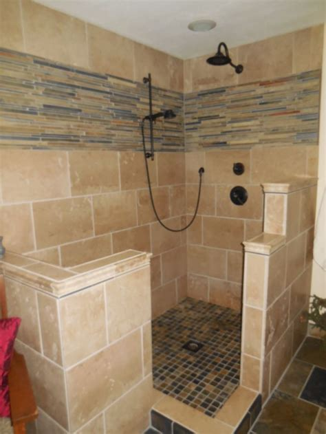 custom walk in showers custom walk in shower joy studio design gallery best