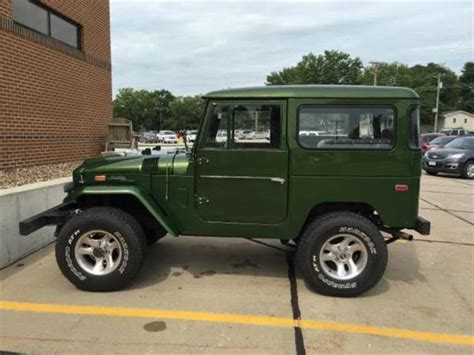classic land cruiser for sale classic toyota land cruiser for sale on classiccars com