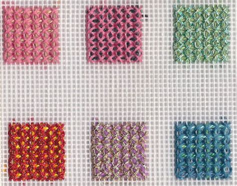 what is couching in cross stitch rittenhouse needlepoint stitch of the week trellis couching