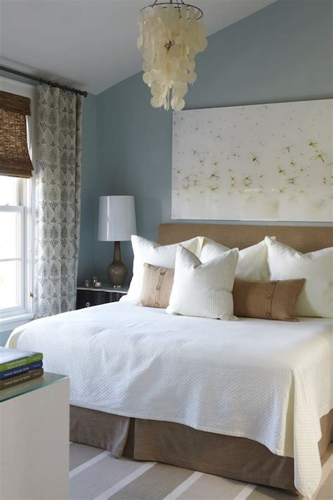 taupe paint transitional bedroom benjamin gray tracery interiors