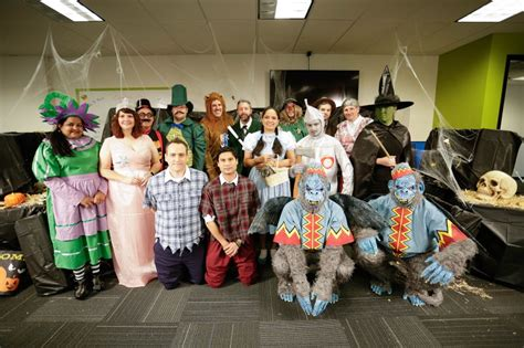 L 862 Office Costume costume challenge united shore office photo glassdoor co uk