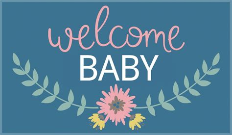 Welcoming Baby Shower by Free Welcome Baby Ecard Email Free Personalized New Baby