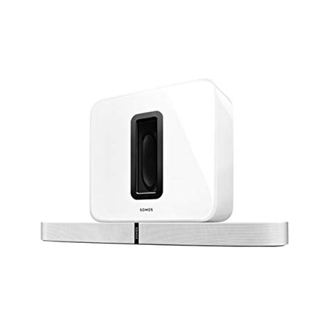 sonos 3 1 home theater digital system playbase