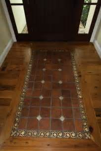 Wood Floor Decorating Ideas Wood Floor Inlay Design Wood Floor With Tile Inlay Design Ideas Pictures Remodel And Decor