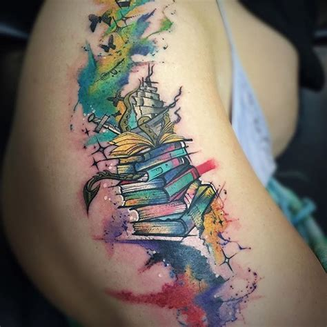 watercolor tattoo denver yeyo mondragon denver co get pig flies and other