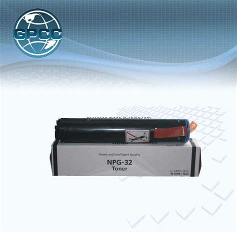 Toner Npg 32 china toner cartridge for canon npg 32 gpr 22 c exv 18 china toner copier toner