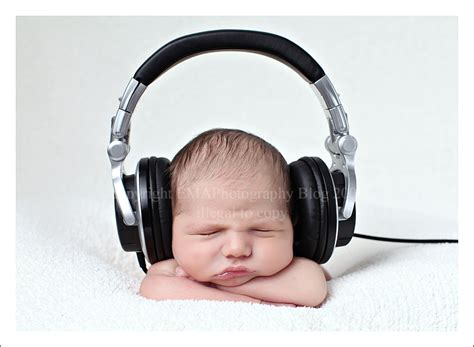 Baby Headphones Meme - as seen on tlc s a baby story new jersey newborn