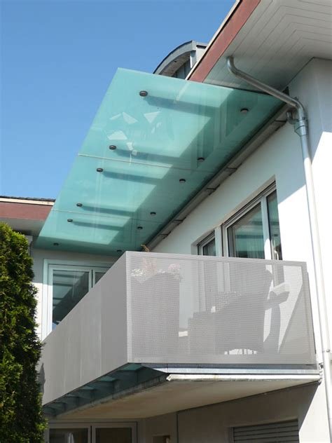 überdachung Balkon by Balkon Aus Glas Simple Home Design Ideen Memoriauitoto
