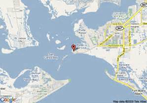 where is fort myers florida located on a map map of sanibel harbour towers fort myers