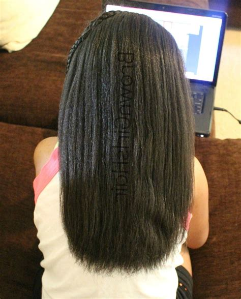 Flat Iron Hairstyles For Black Hair by Flat Iron Styles For Black Hair Hairsstyles Co