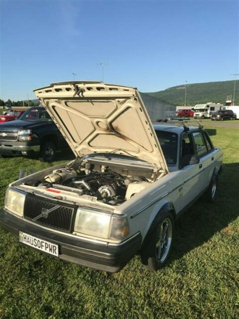 volvo  turbo ls swap   grocery getter  sale  technical